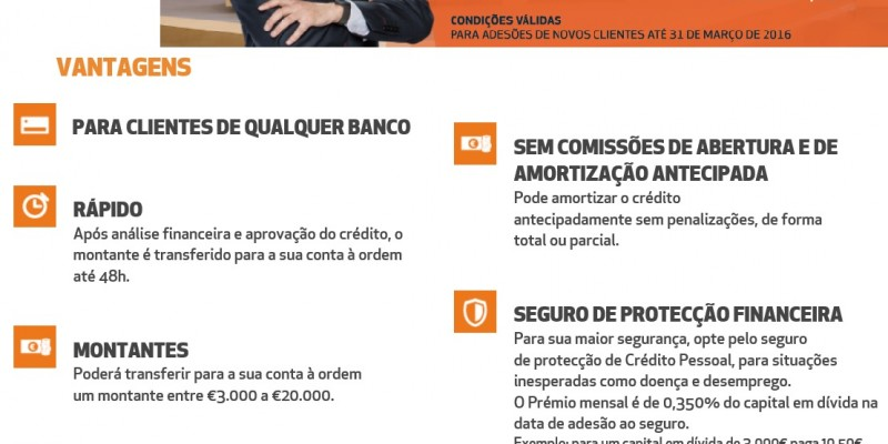 Crédito Pessoal Super Taxa - Maxfinance Portugal CSI
