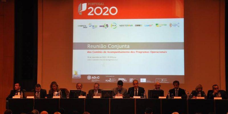 Reuniões  Portugal 2020 Projectos, Apoios e Incentivos - Maxfinance Portugal CSI