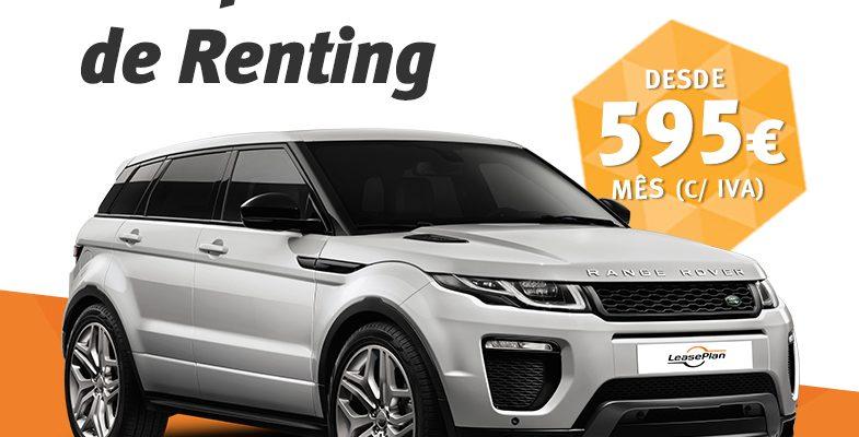 Campanha Range Rover Evoque
