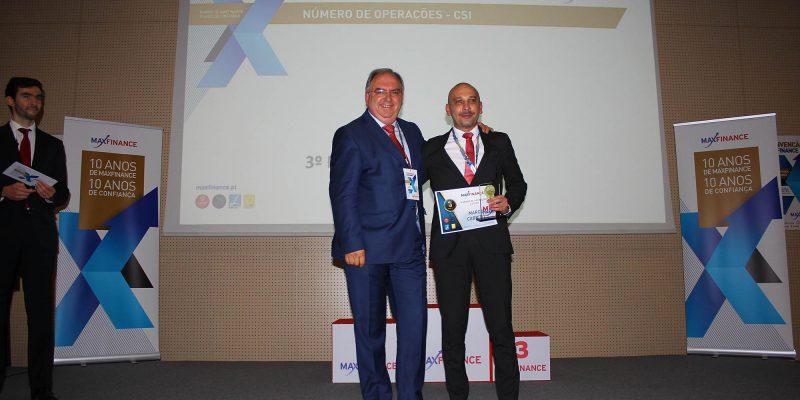 Entrega de Prémios X Convenção Maxfinance Portugal